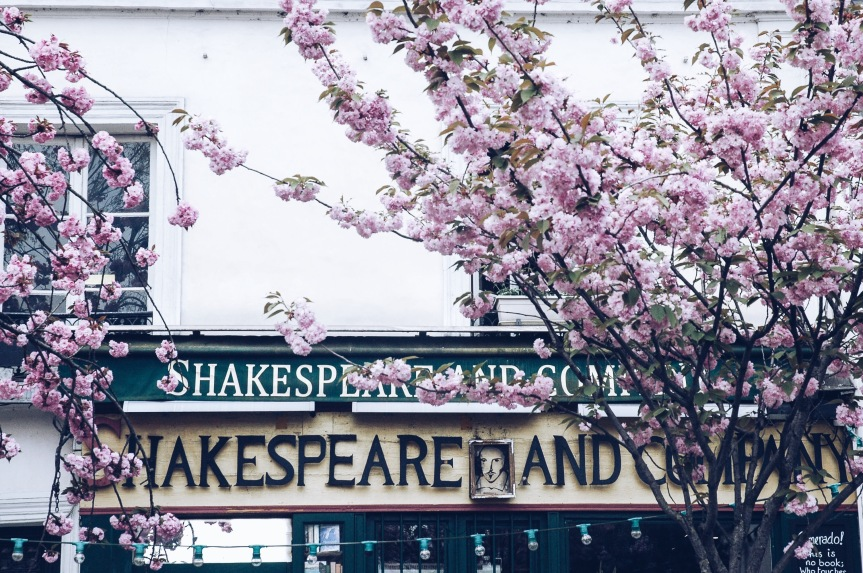 Shakespeare and Company, librería y café