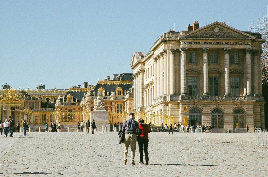 Así es pasar un día en Versailles + algunasrecomendaciones