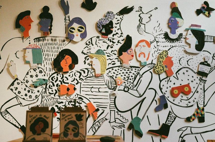 Slow Galerie: El lugar perfecto para soñar enParís